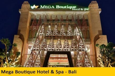 Mega Boutique Hotel Bali