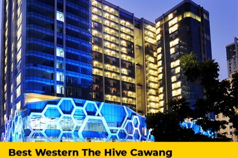 Best Western The Hive Cawang]