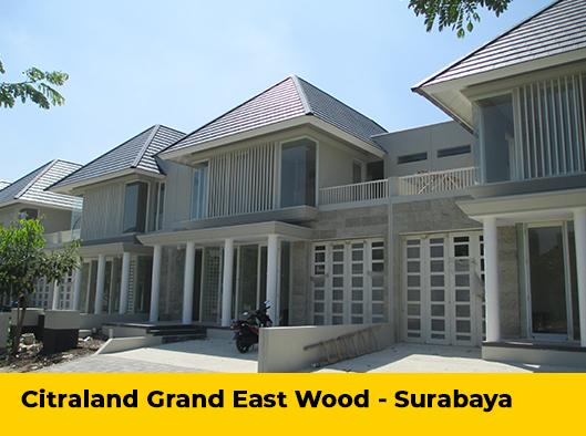 Citraland Grand East Wood - Surabaya