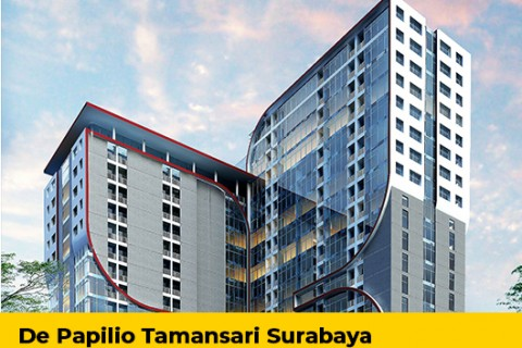De Papilio Tamansari Surabaya