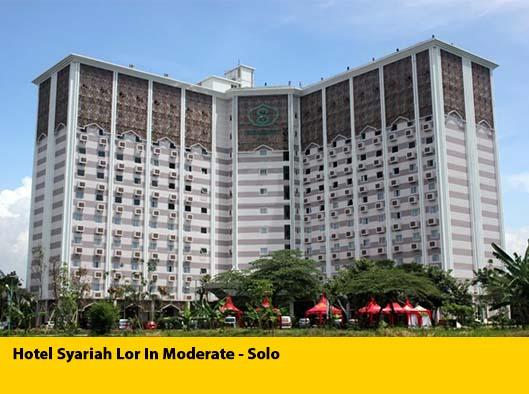 Hotel Syariah Lor In Moderate
