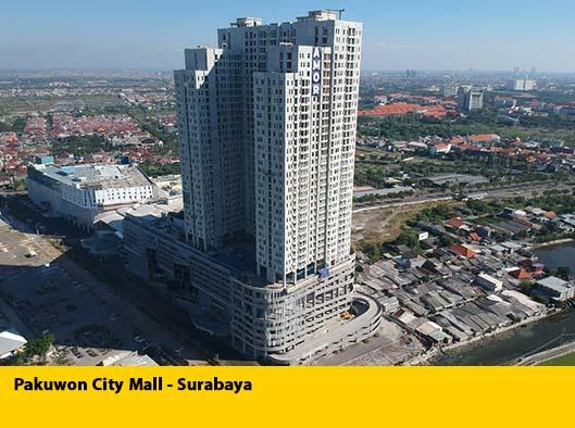 a pakuwon city mall