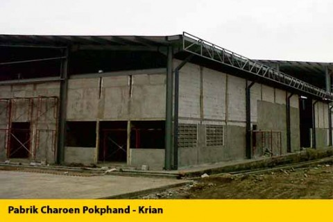 pabrik charoend pokphand