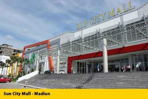 sun city mall madiun